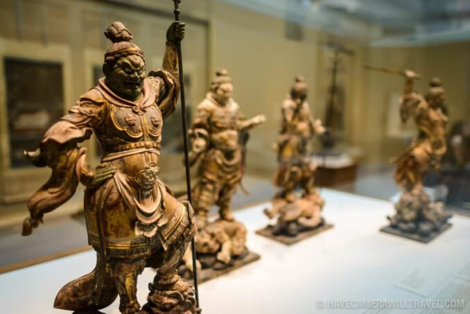185-155643865 Freer Gallery of Art Asian Statues.