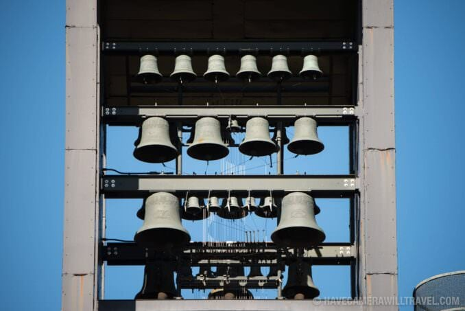 Bells of the Netherlands Carillon in Arlingon, Virginia