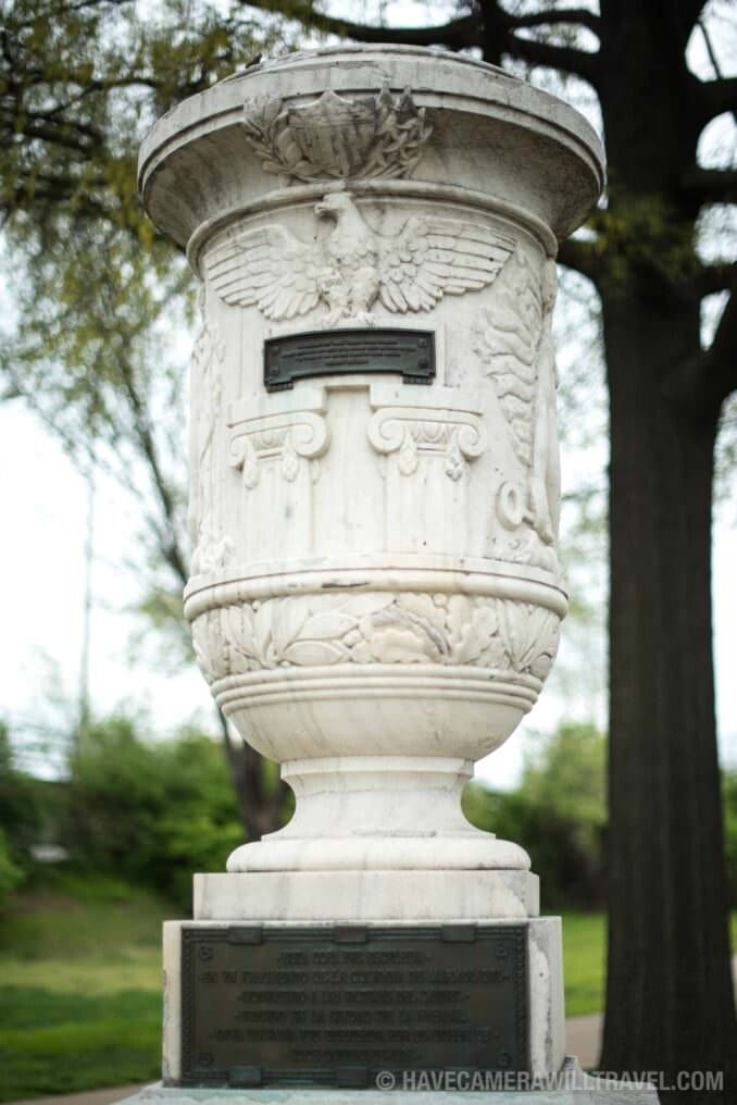 Cuban Friendship Urn