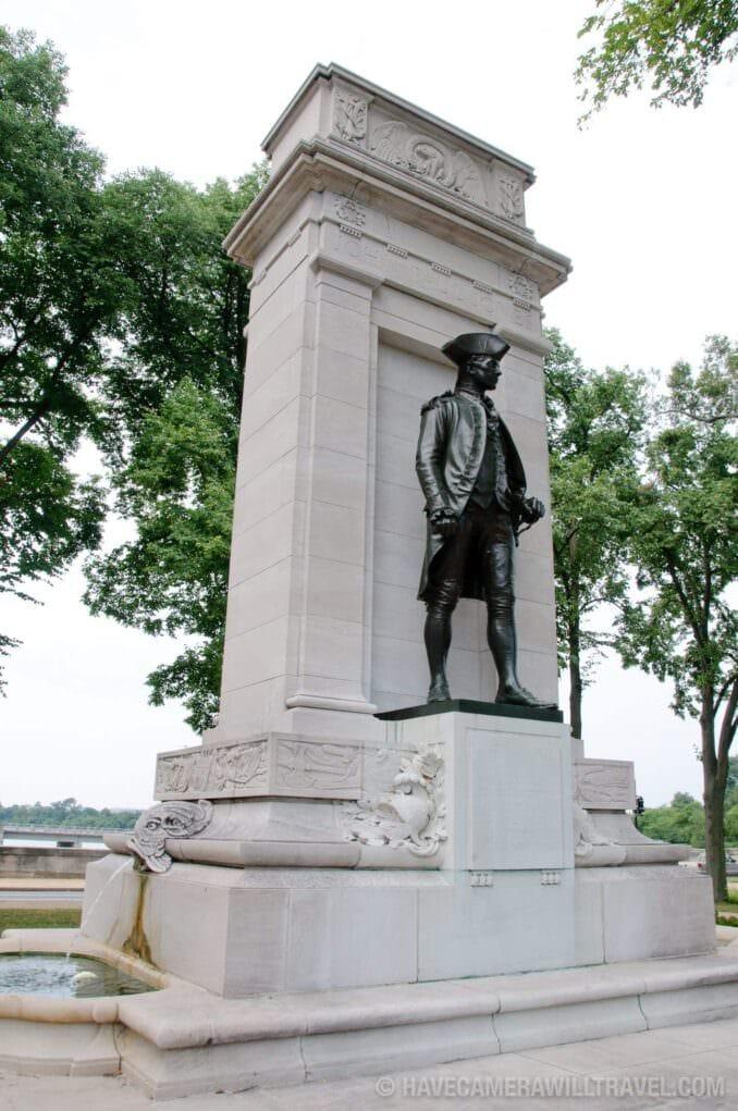 John Paul Jones Memorial