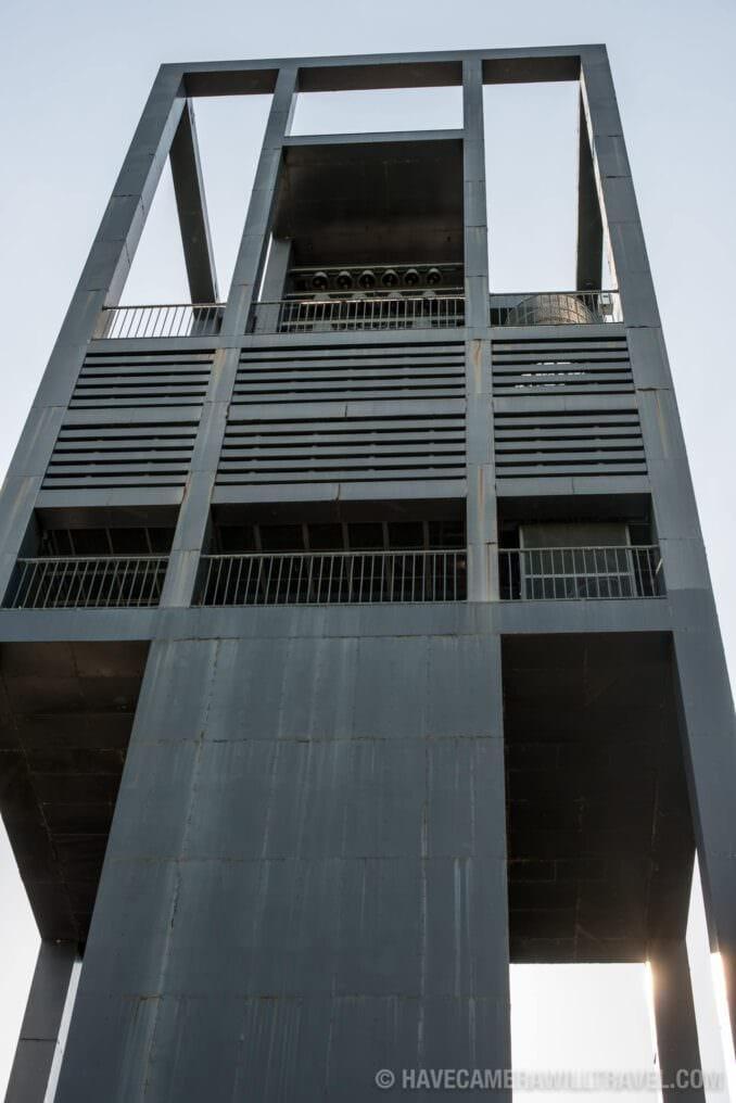 Netherlands Carillon Arlington VA Tower