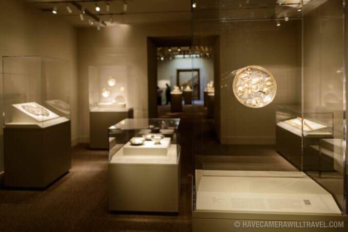 Persian exhibit Sackler Gallery