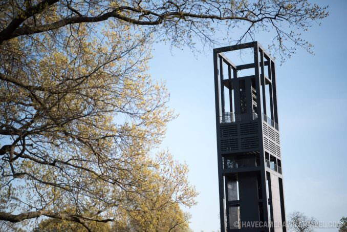 The Netherlands Carillon in Arlingon, Virginia